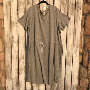 3/$20 Blair Heather Gray SZ 3XL Dress